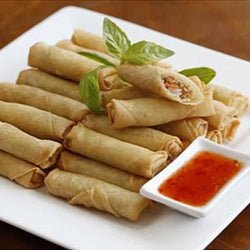 Cocktail Spring Rolls 60 pack