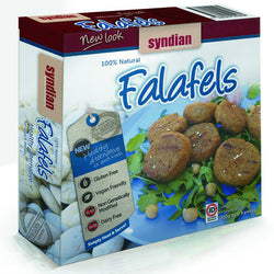 Syndian Falafel Patties