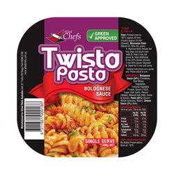 Twista Bolognese Pasta 200g | Allied Chef | The French Kitchen Castle Hill