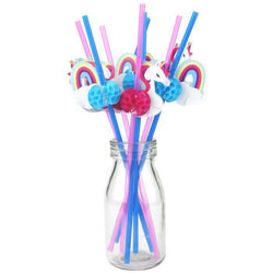 Unicorn | Decorative Straws