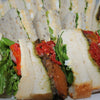 Vegetarian Sandwich Platter - $49 (Min 2 platter order - can be any two platters from this collection)