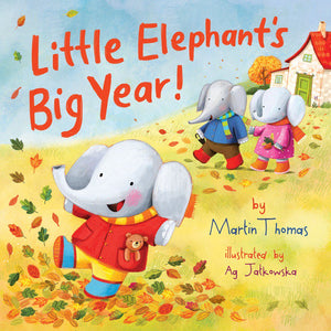 "Little Elephants ""Bumper Book"" Gift Box!"
