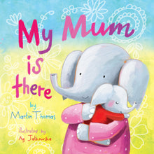 """My Mum is There"" Picture Book with Greetings Card and Gift Wrap"