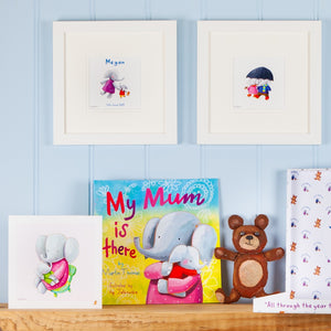 "FREE PRINT PROOF: ""My Mum is There"" Premium Gift Box"