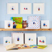 """My Dad Will Do"" Premium Gift Box with Picture Book, Fine Art Print and Greetings Card"