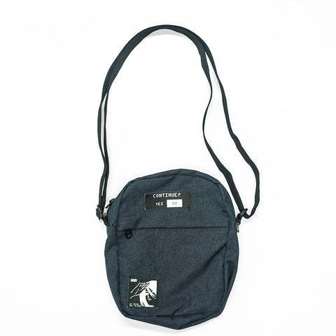 CONTINUE FLIGHT BAG NAVY