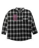 JOKER FLANNEL [PUTRID PURPLE]