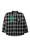 JOKER FLANNEL [GANG GREEN]