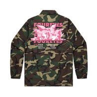 CELL BUU : FINAL FORM CAMO WINDBREAKER