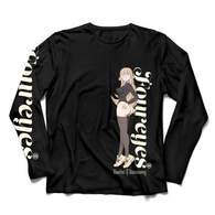 HH4 Long Sleeve [ BLACK ]