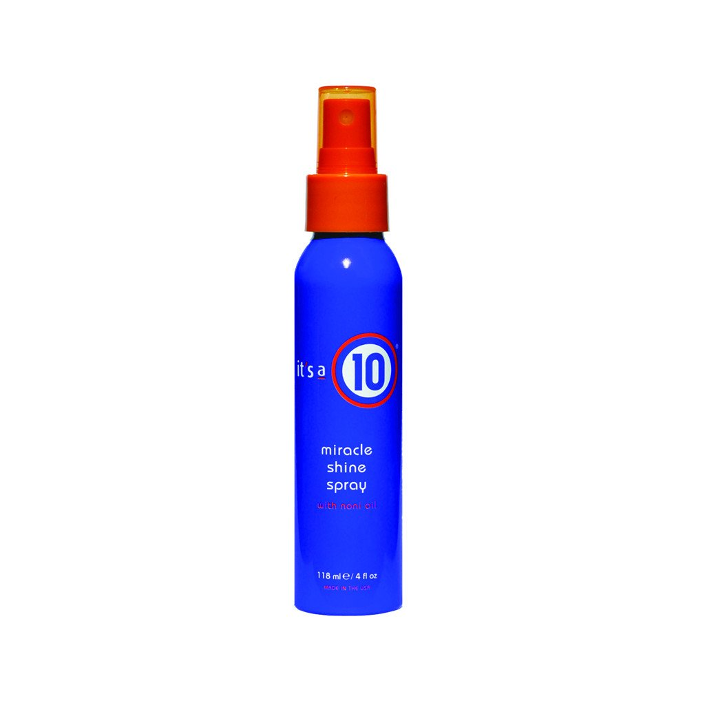 Latest Hairstyles Highlights It's a 10 Shine Spray