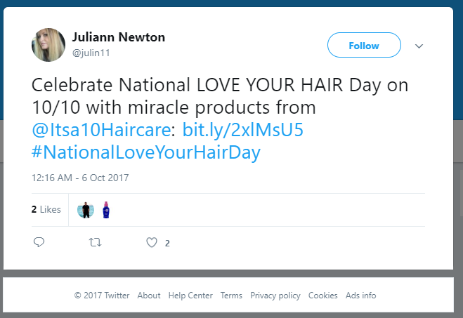 The Buzz Around National Love Your Hair Day