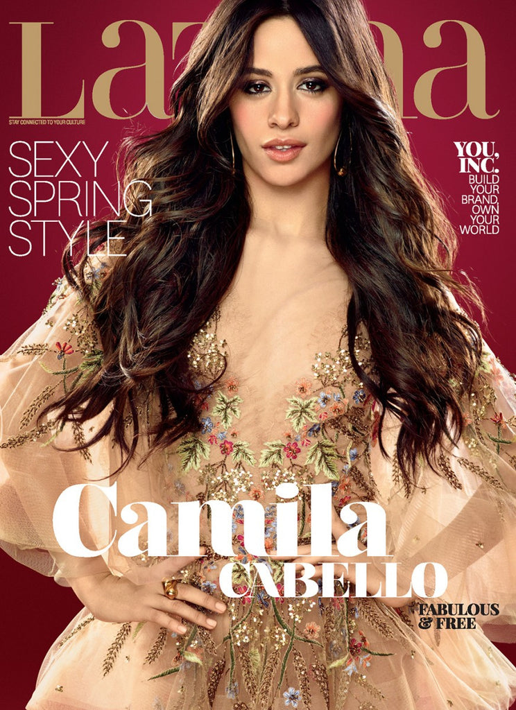 Latina Magazine Spotlights It's a 10 - March/April 2017 Issue