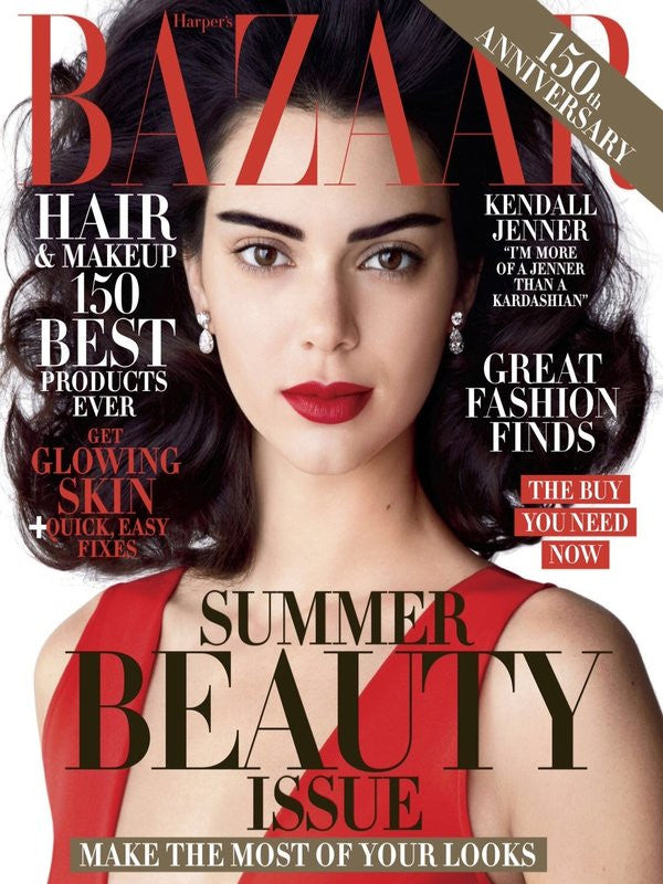 Harper's Bazaar Features It's a 10 Miracle Leave-in Product - May 2017
