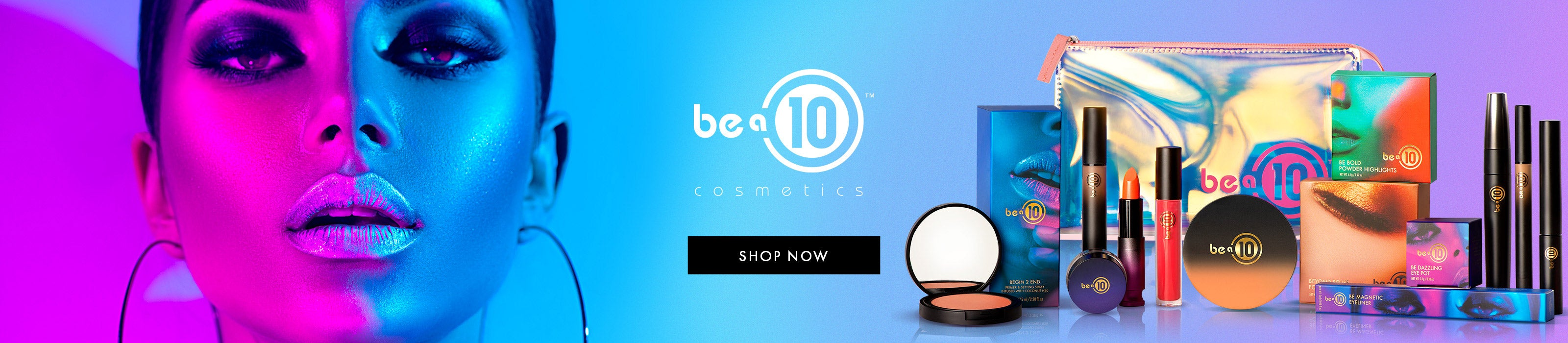 Be A 10 Cosmetics
