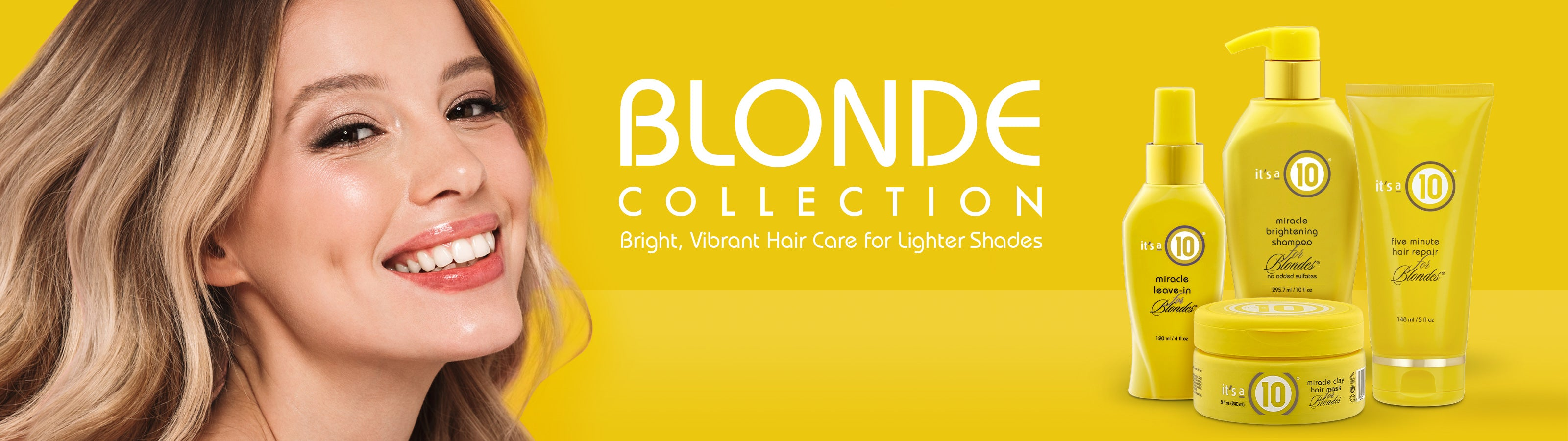 Blonde Collection