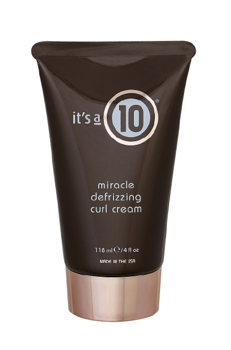 Miracle Defrizzing Curl Cream