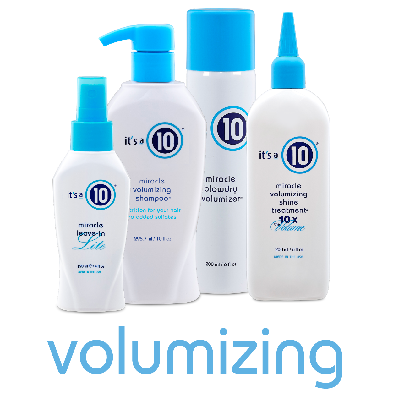 Volumizing Collection