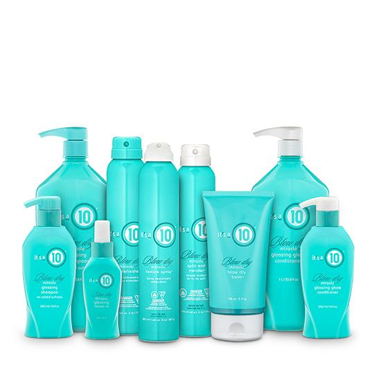 Blow Dry Collection