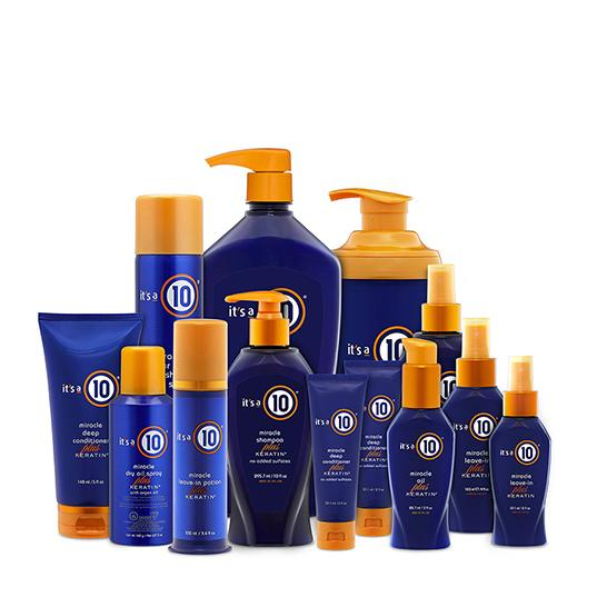 Keratin Collection
