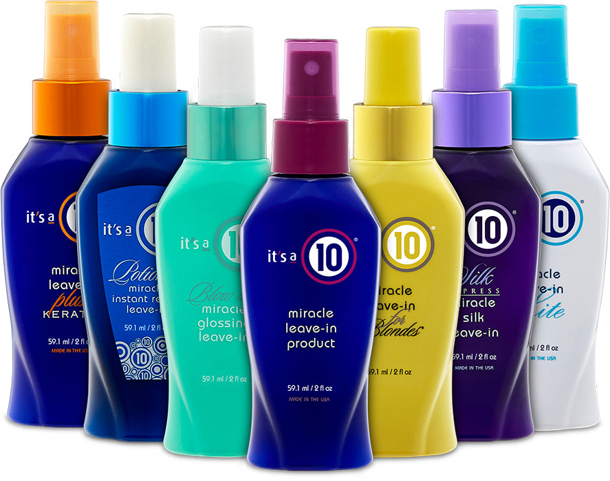 Professional Hair Products for Women and Men | It's a 10 Haircare – It's A  10