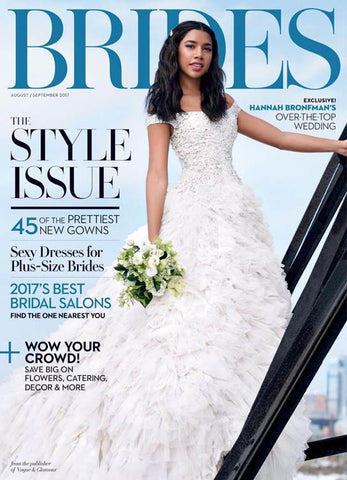 it's a 10 hair care miracle mask in brides august september issue