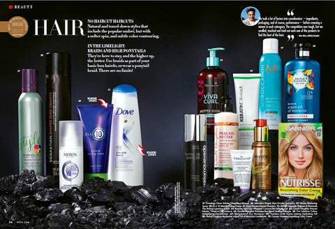 It's a 10 Receives HOLA! Magazine's Reader's Choice in Annual Best in Beauty Awards