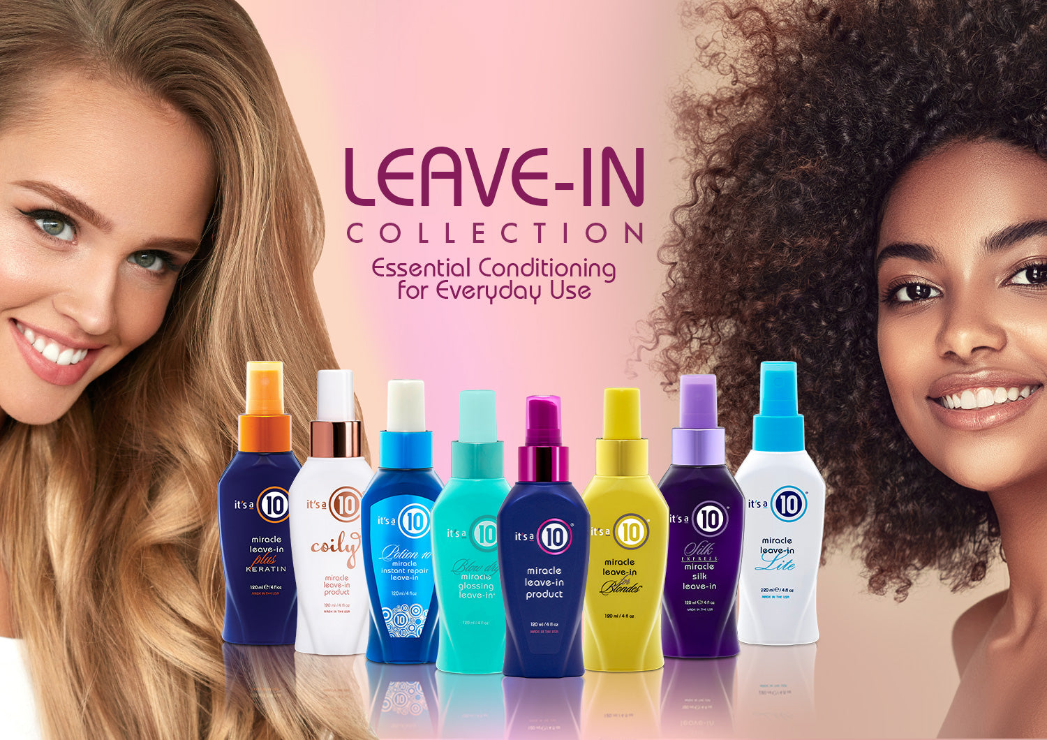 Leave-In Collection