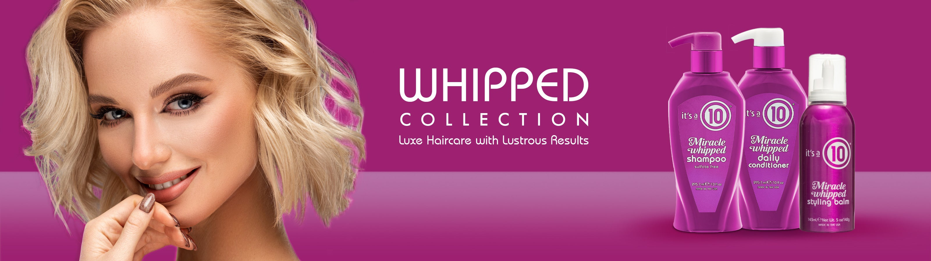 Whipped Collection