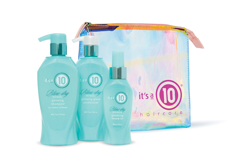 It's a 10 Miracle Blow Dry Collection Gift Set