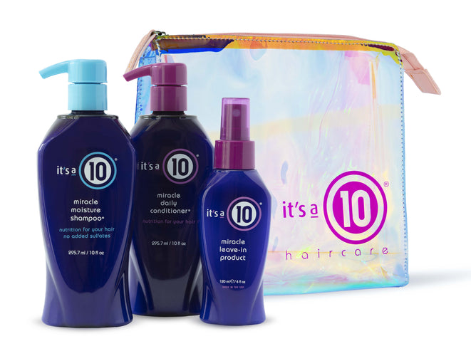 It's a 10 Miracle Conditioning Gift Set