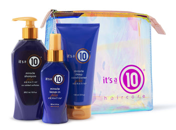 It's a 10 Miracle Keratin Gift Set