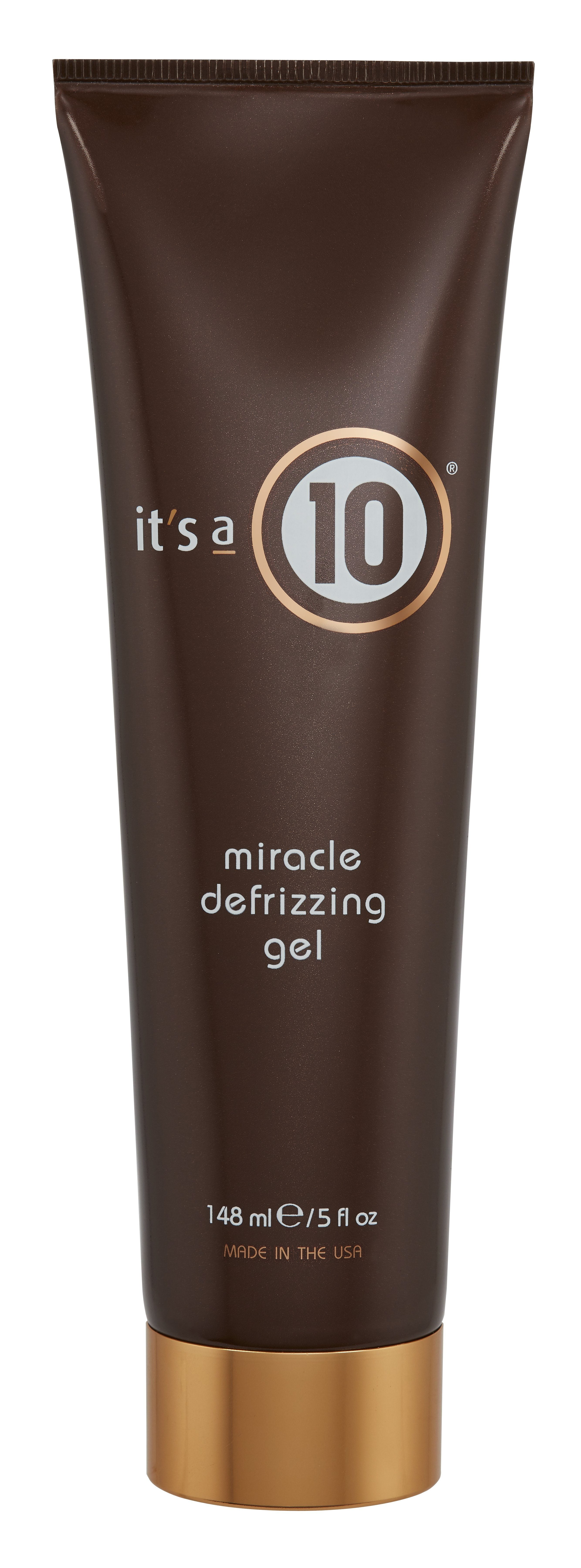 It's a 10 Miracle Defrizzing Styling Gel