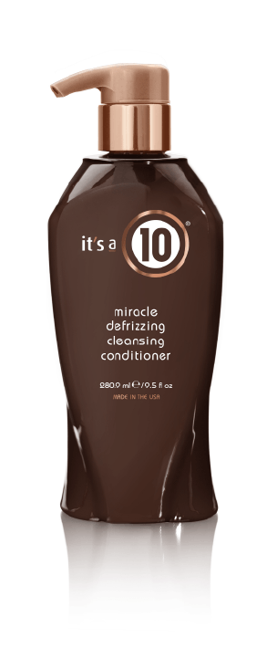 It's a 10 Miracle Defrizzing Daily Cleansing Conditioner