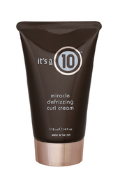 It's a 10 Miracle Defrizzing Curl Cream