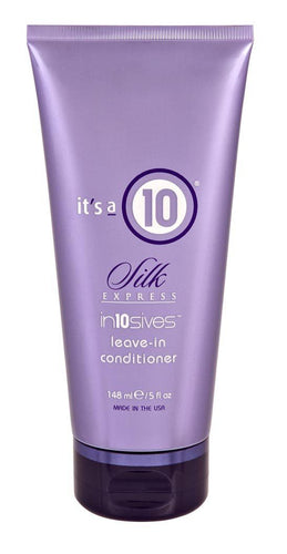 It's a 10 Silk Express Miracle Silk In10sives Leave-In Conditioner
