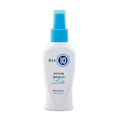 It's a 10 Miracle Leave-In Conditioner Lite Product - 2oz Travel Size