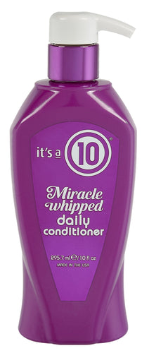 It's 10 Miracle Whipped Daily Conditioner