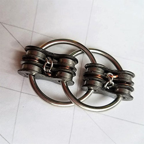 'Chained' Bike Chain Fidget