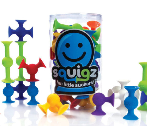 Squigz fine motor skills toy starter pack 25 pack for Toys to help with fine motor skills