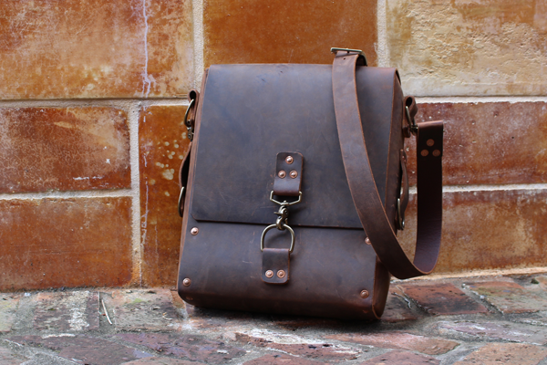 Growley Leather Handmade Men's Leather Bag