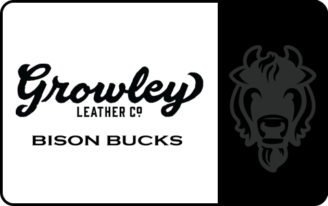 Bison Bucks Gift Card