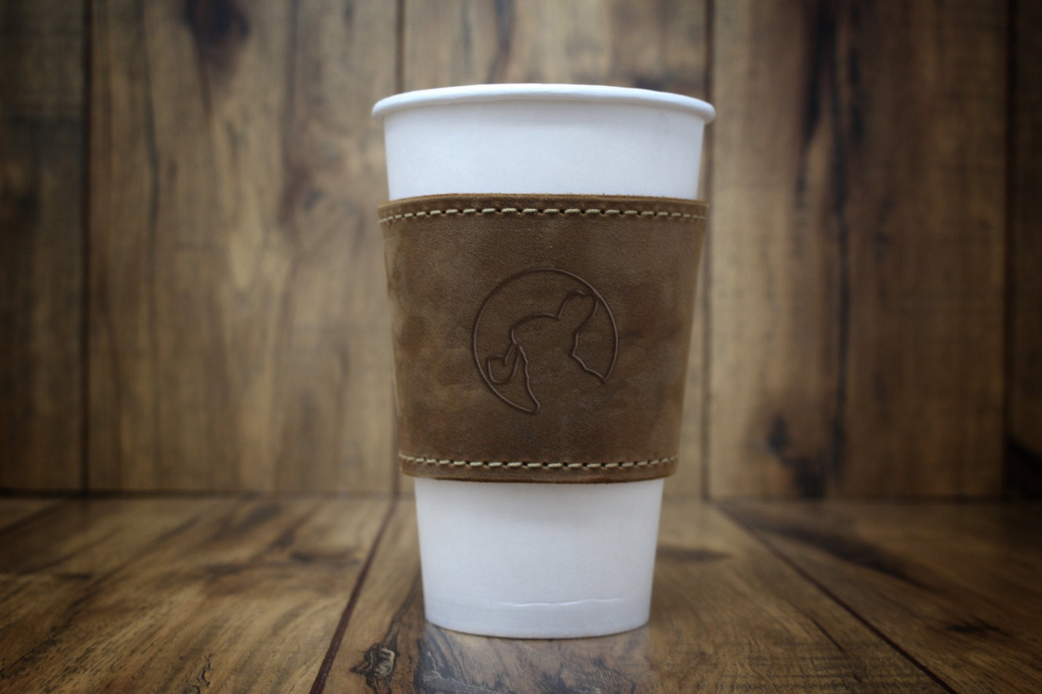 Rabbit Room Peaberry Coffee Sleeve