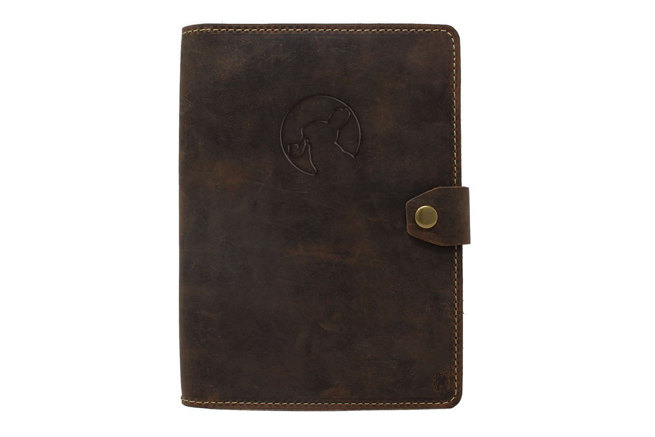 Rabbit Room Full Focus Classic Planner Leather Cover