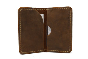 Slim Jim Wallet - Whiskey