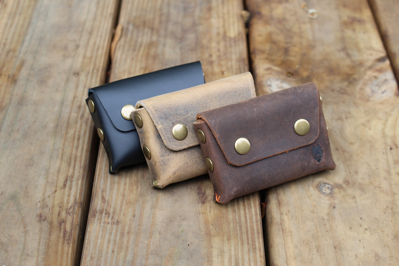 EDC Wallet - Crazyhorse