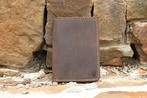 Traveler's Wallet - Crazyhorse
