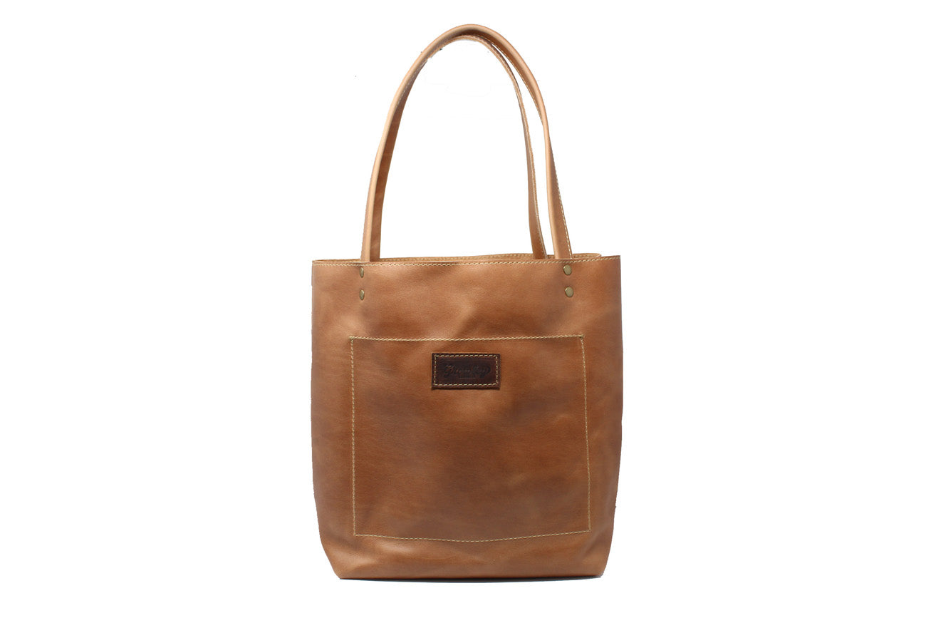Darcy Tote - Whiskey