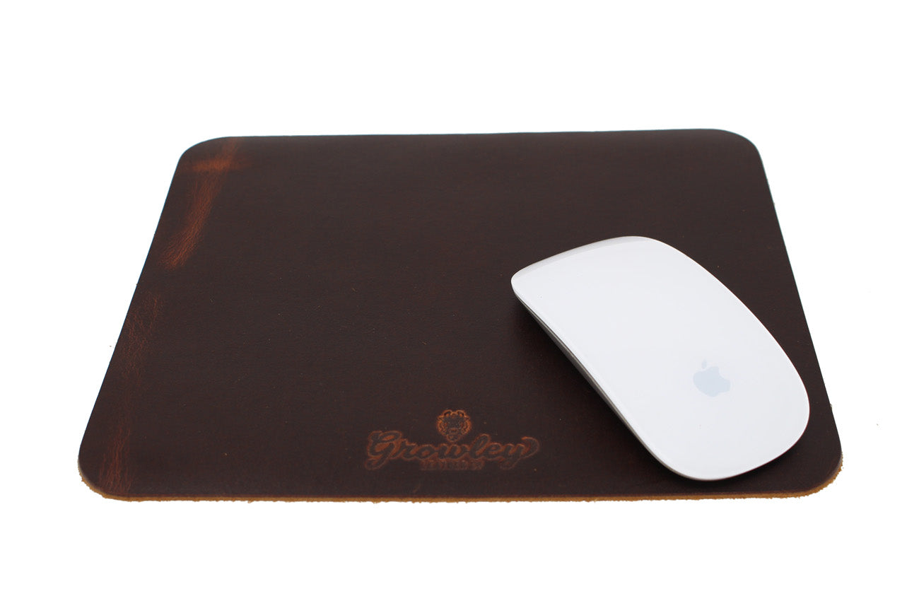 Leather Mouse Pad - Colt