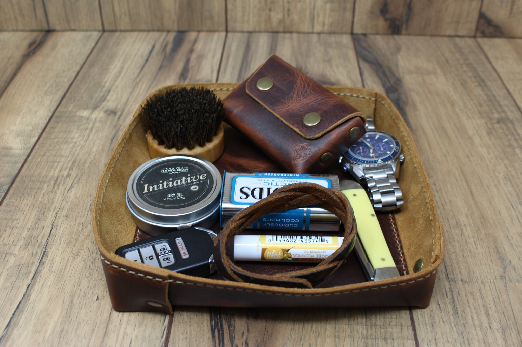Valet Tray - Rustic Root